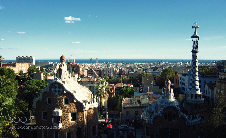 Photograph Park Güell, Barcelona by disbag on 500px