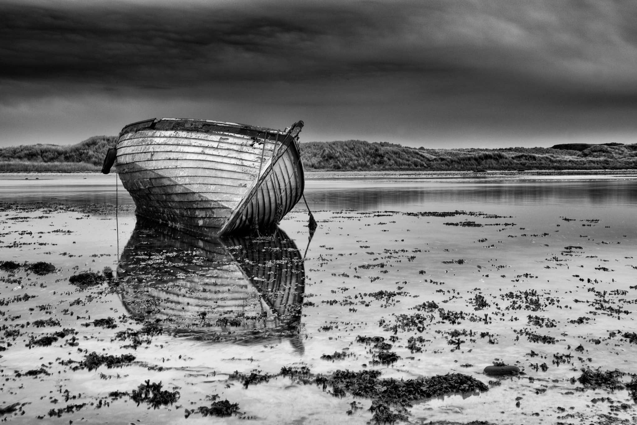 Photograph Bunagee boat by Trevor Cole on 500px