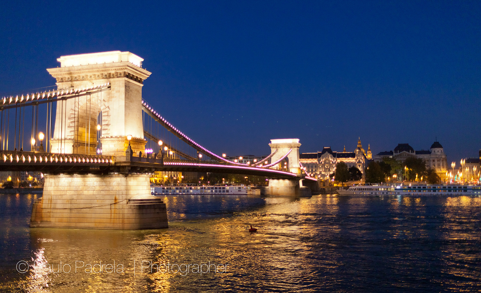 Photograph Budapest By Night by paulopadrelafotografos on 500px
