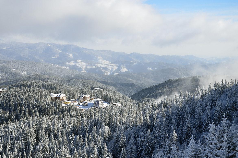 Photograph ski lift view by derevnja on 500px