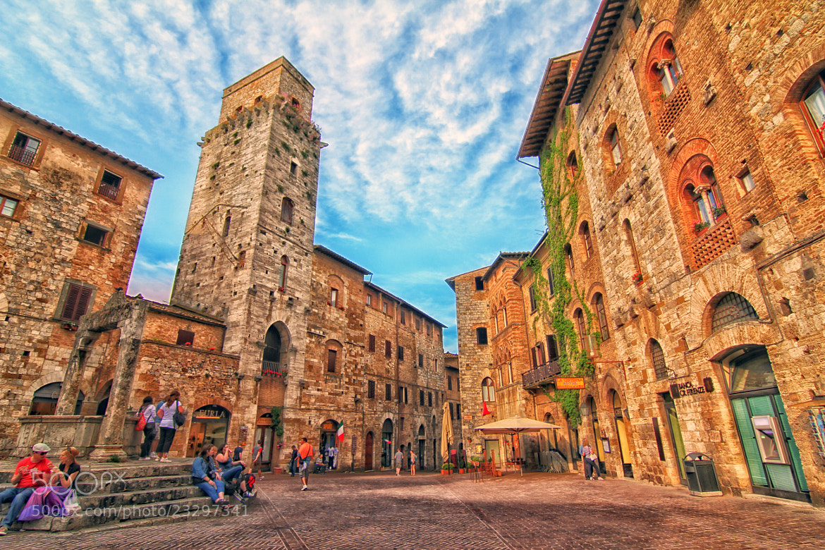 Photograph San Gimignano by Itamar Campos on 500px
