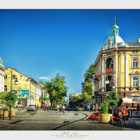 Streets of Radom.Poland by Viktor Korostynski (vikkor)) on 500px.com