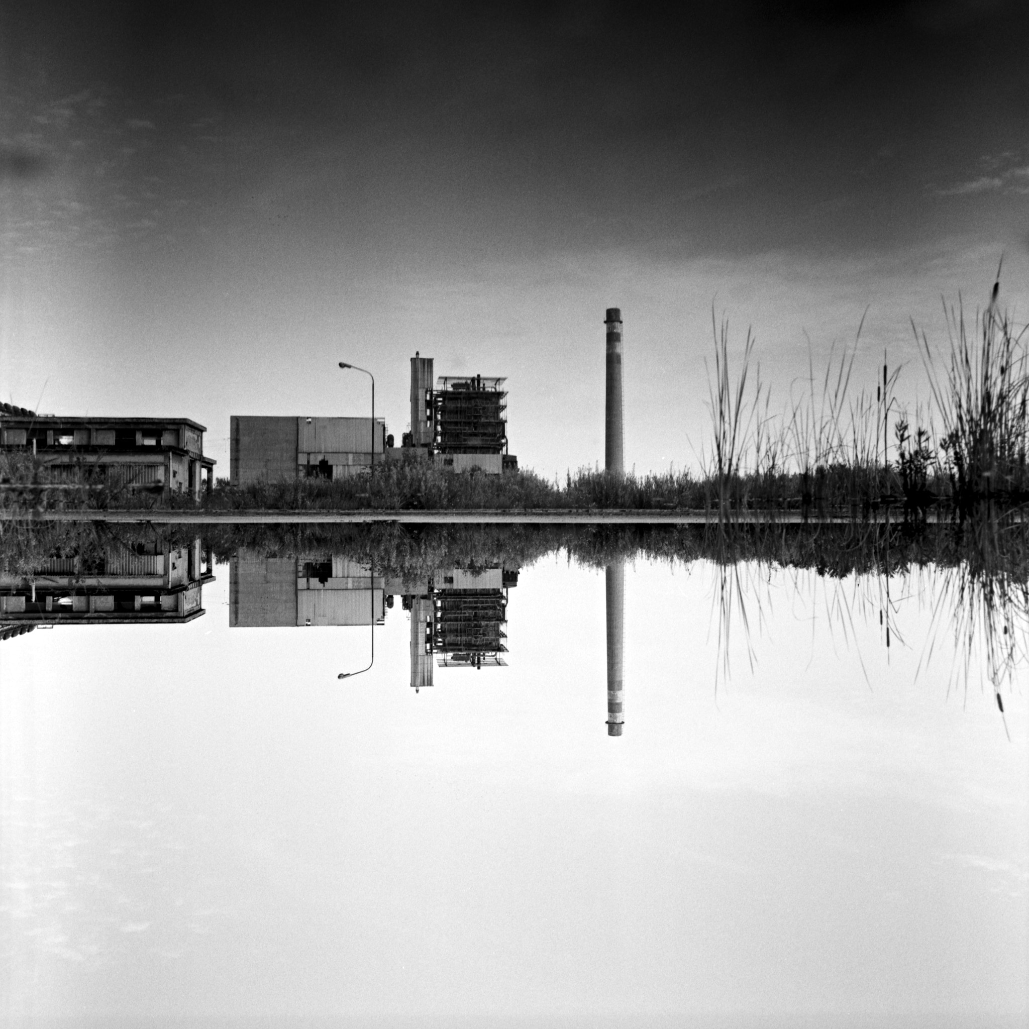 Photograph Site Specific: Aluminium Mill #1 by Marco Fragomeni on 500px