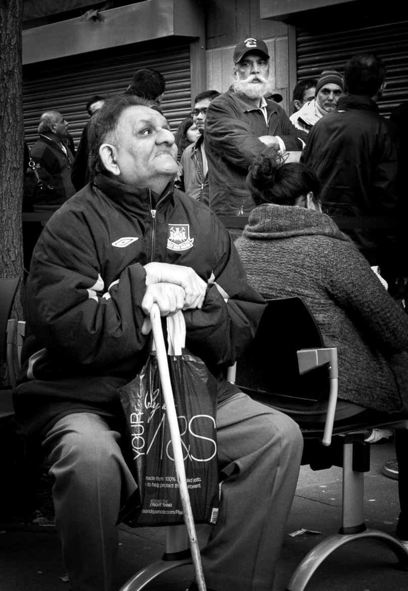 Photograph Wasn't me! by GP street photos on 500px