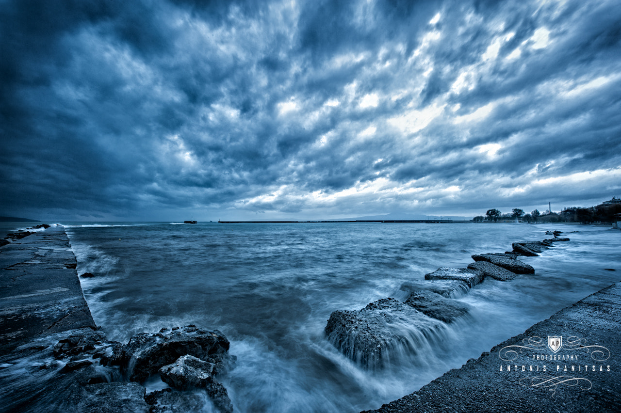 Photograph The Storm by Antonis Panitsas on 500px