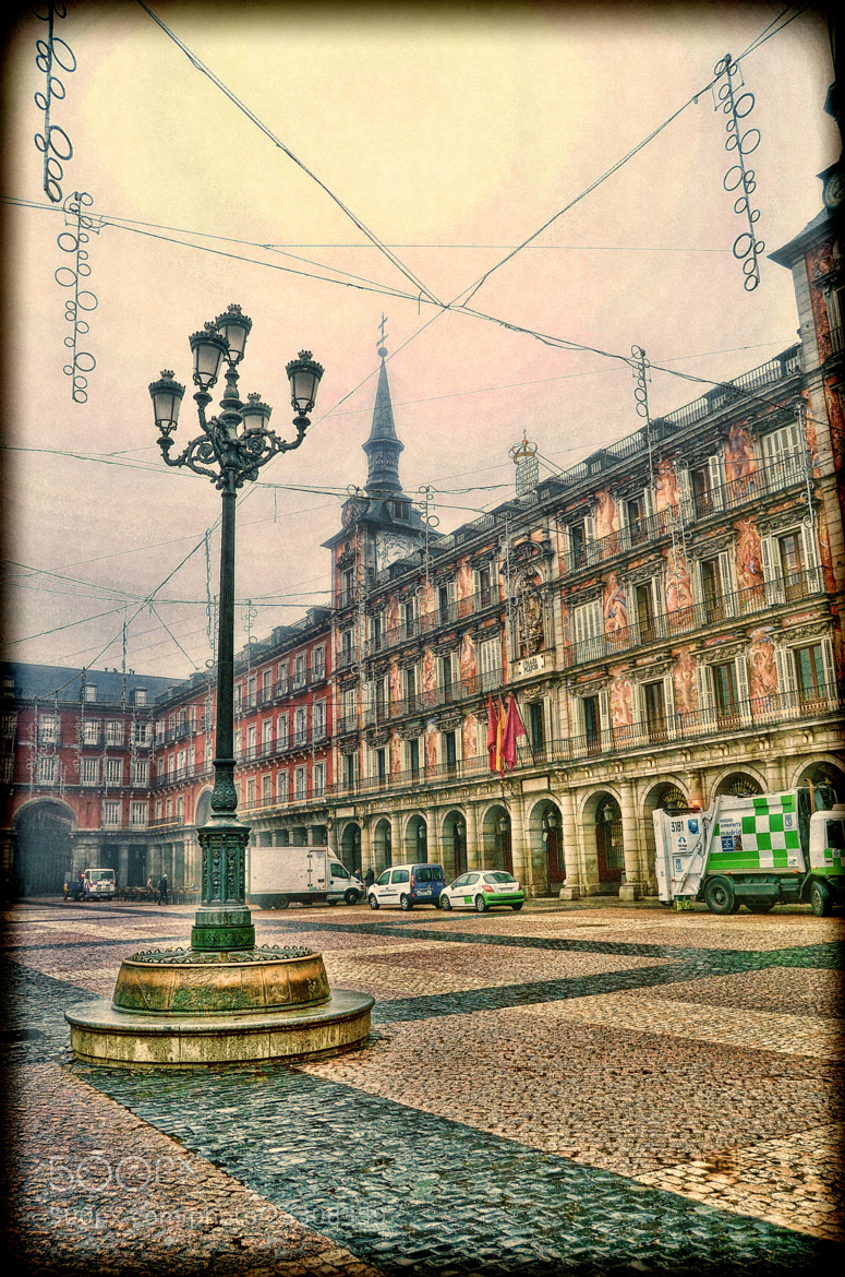 Photograph Plaza Mayor... by Luis Ferenczi on 500px