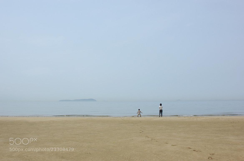 Photograph facing the sea by tomoki akiyama on 500px