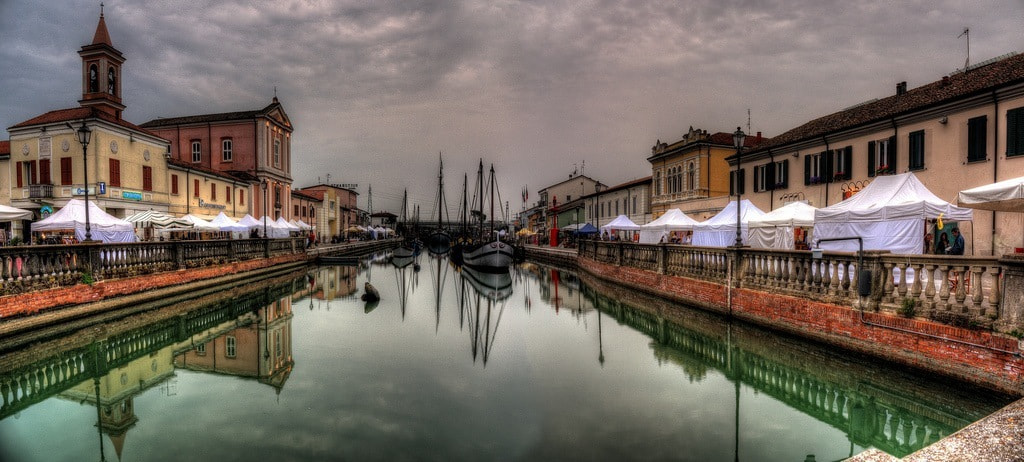 Photograph Cesenatico by Franco  on 500px