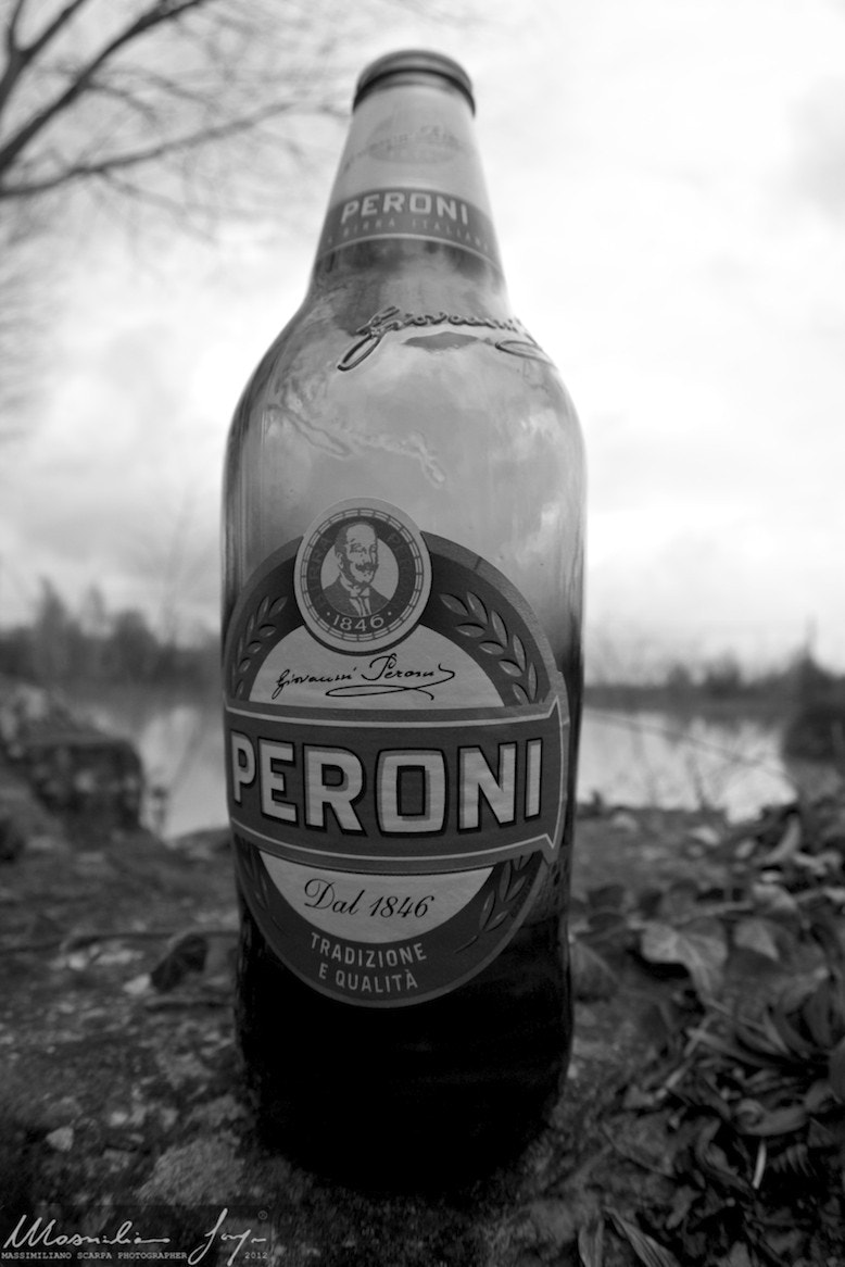 Photograph Peroni 001 by Massimiliano Scarpa on 500px