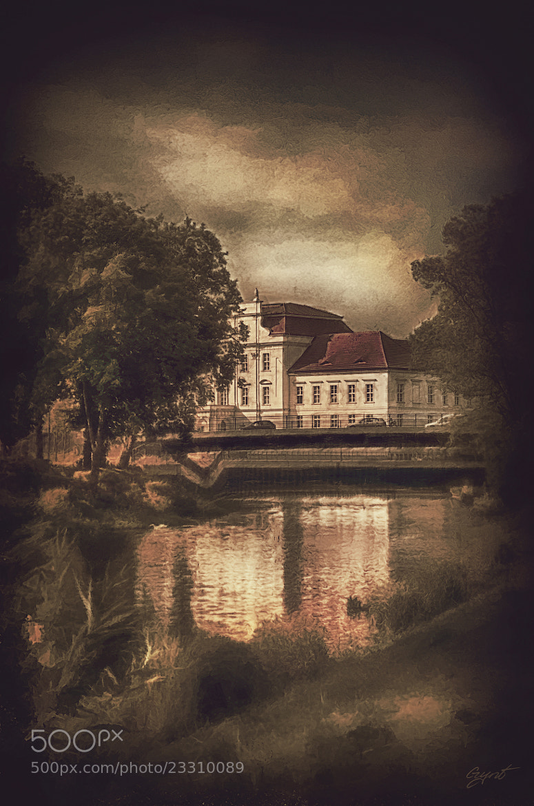 Photograph Oranienburg Palace  by Gynt S on 500px