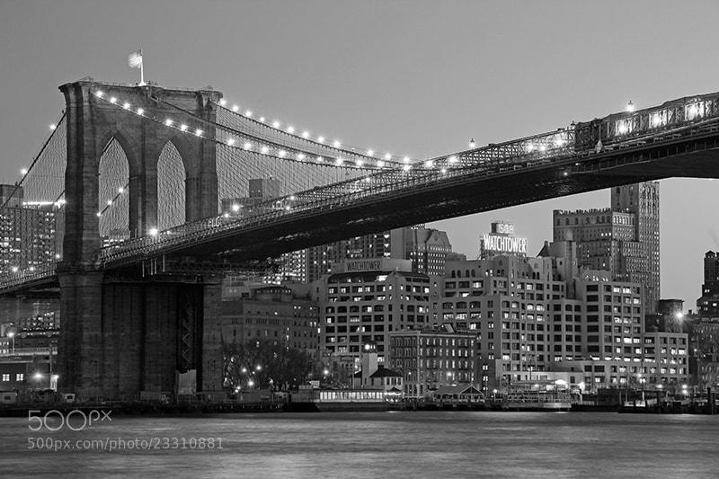 Photograph Brooklyn Lights by Ignacio Feliciano on 500px