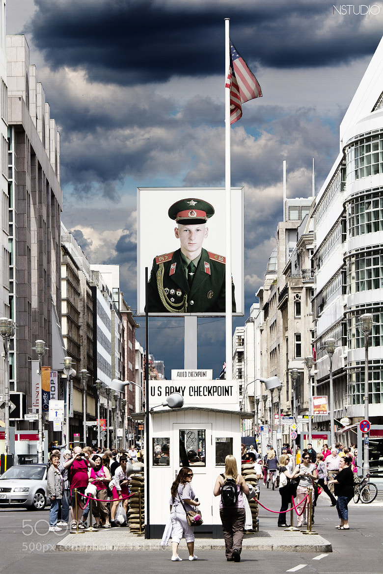 Photograph Berlin - Checkpoint Charlie by NSTUDIO PHOTO on 500px