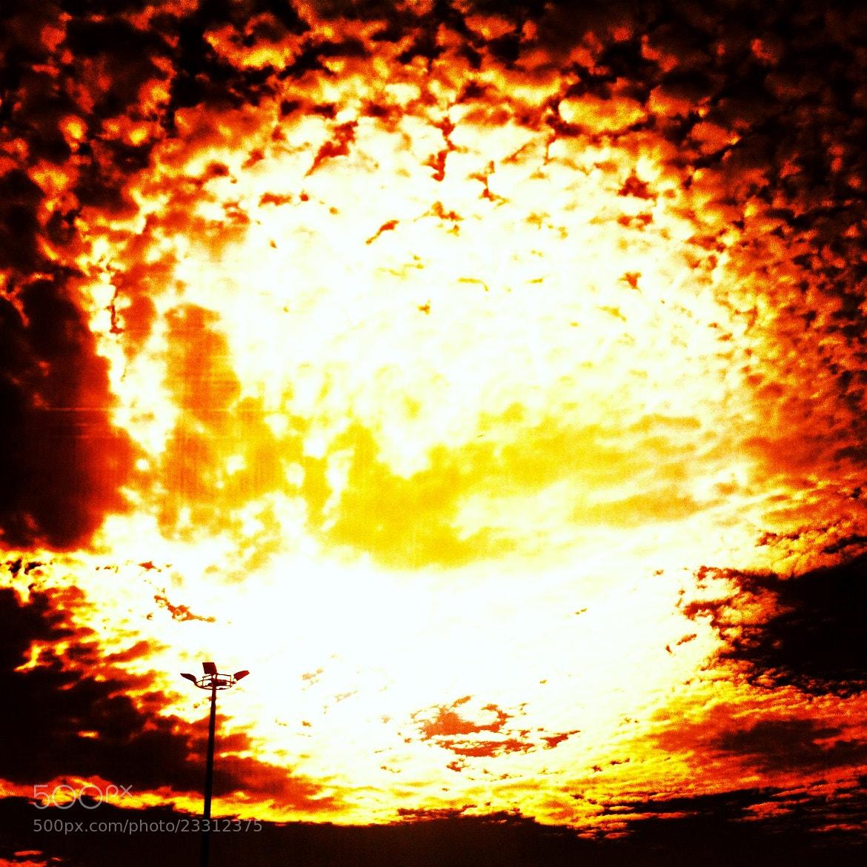 Photograph burning like us by Gencer Türkyücel on 500px