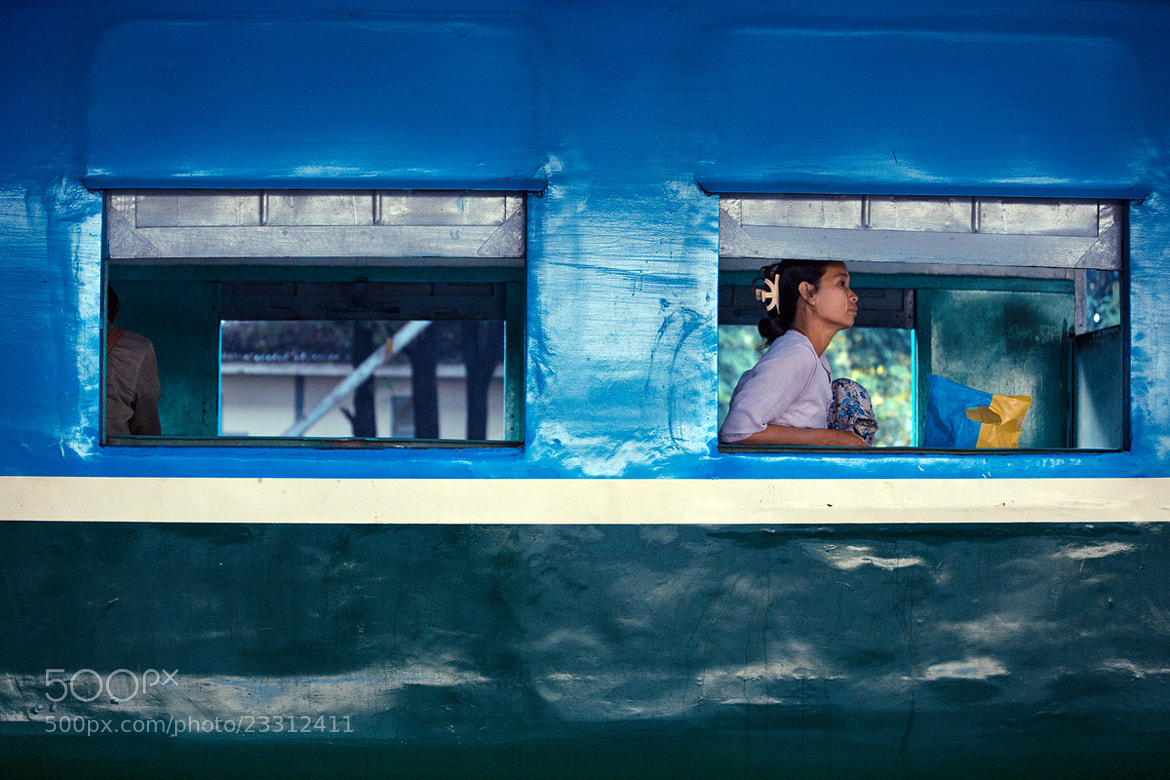 Photograph Train station by Philippe CAP on 500px