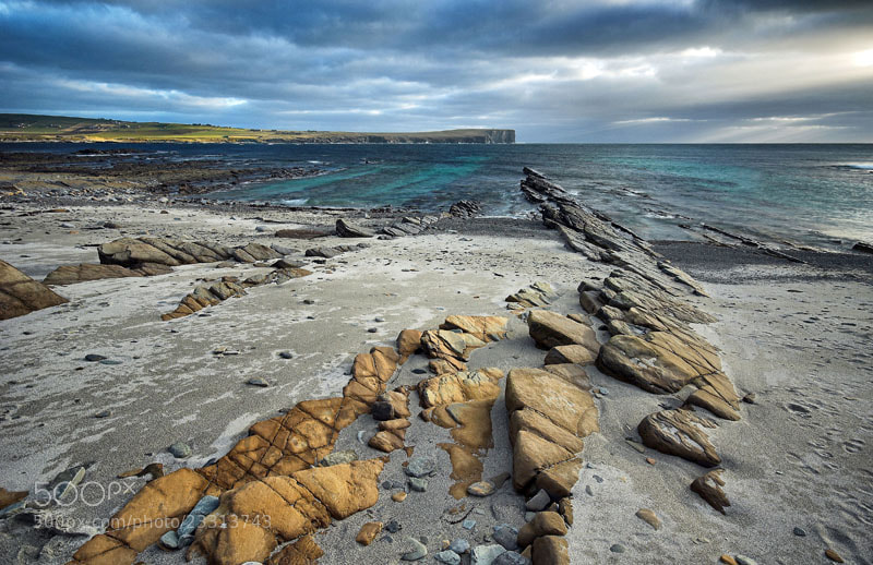 Photograph Birsay Beach & Marwick Head, Orkney Isles, Scotland by Heather Leslie Ross on 500px