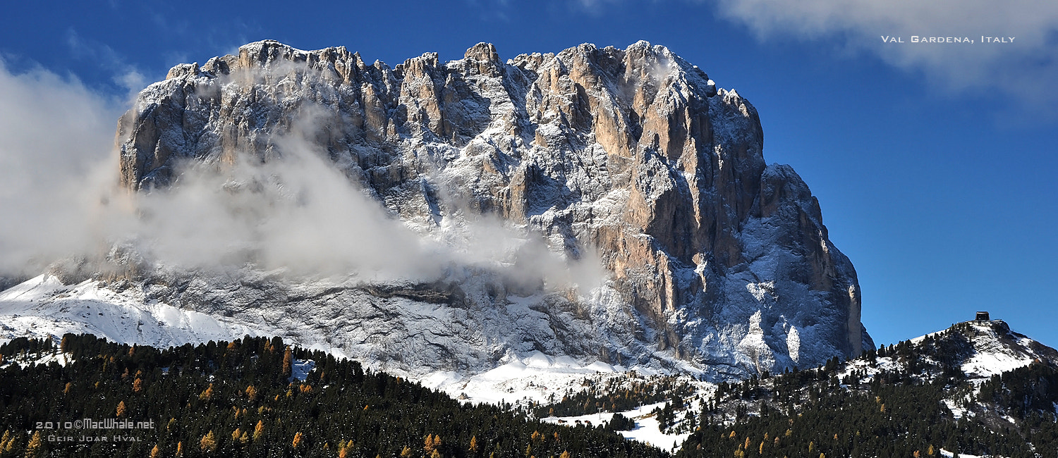 Photograph Autumn in the Dolomites by Geir Joar Hval on 500px