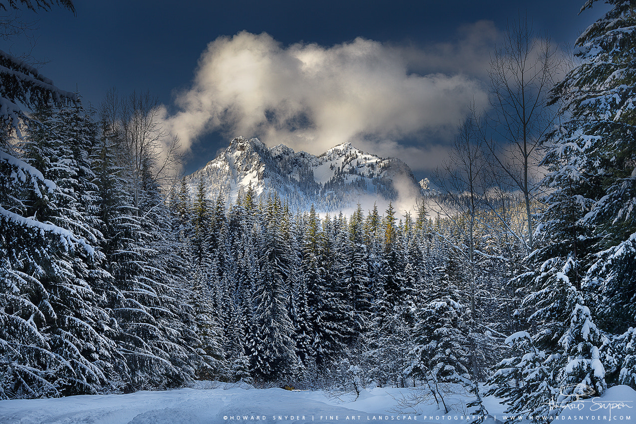 Photograph Chair Peak by Howard Snyder on 500px