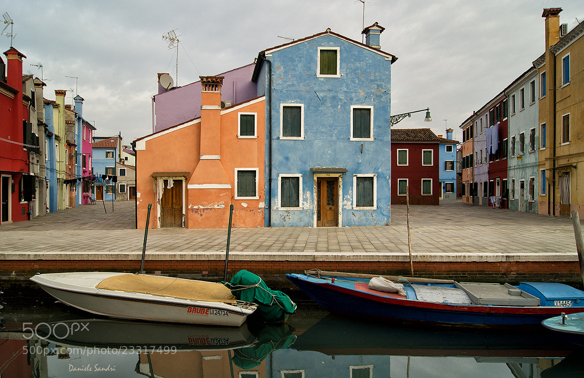 Photograph Burano by Daniele Sandri on 500px
