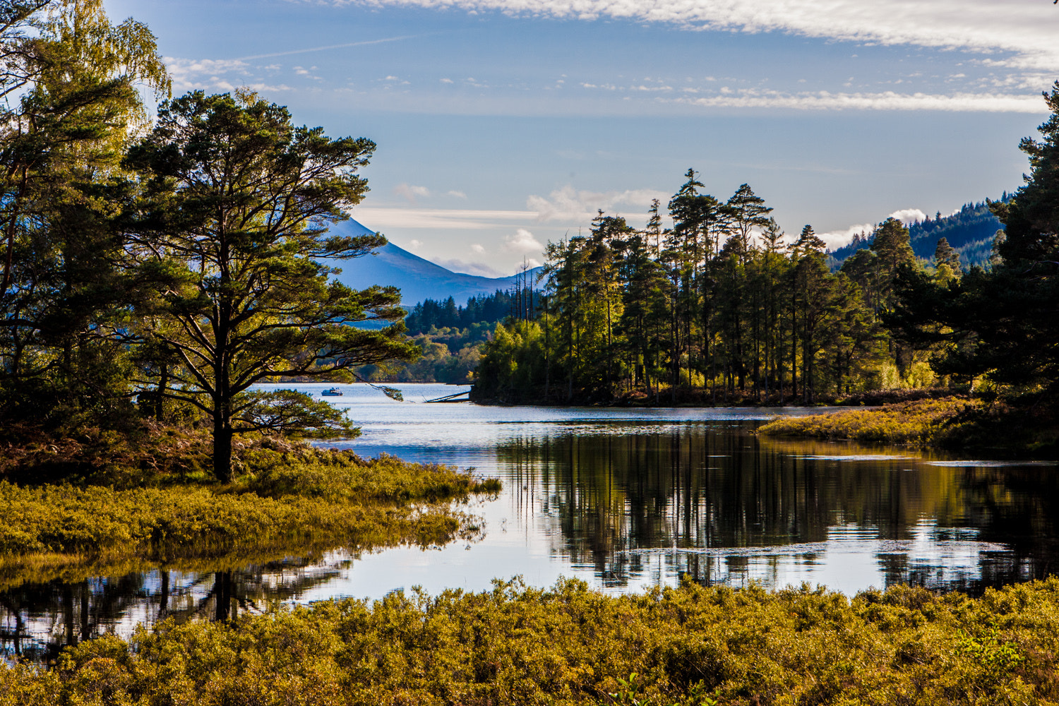 Photograph Scottish Landscape II by Michael Backes on 500px
