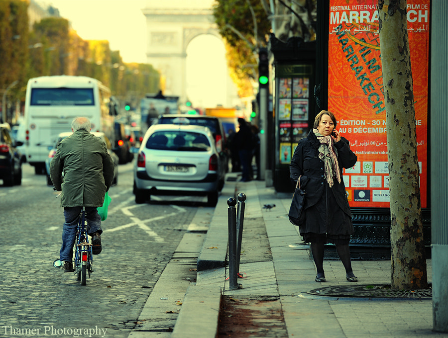 Photograph Paris by thamer saad on 500px