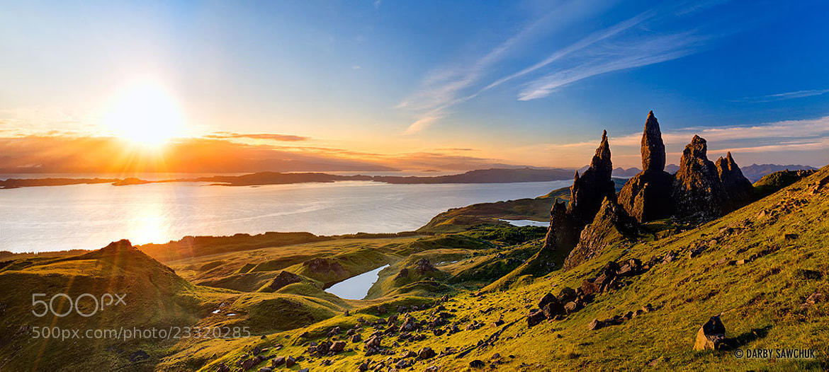Photograph The Old Man of Storr by Darby Sawchuk on 500px