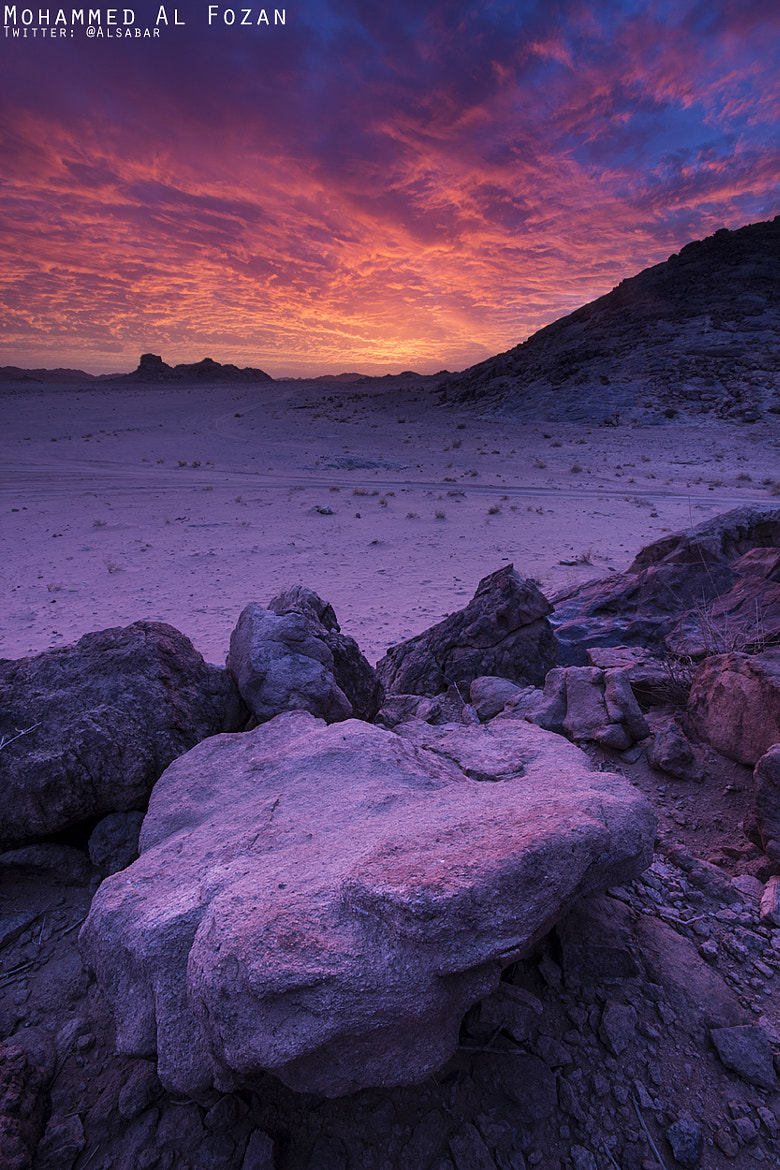 Photograph Sky Of Hell by Mohammed Al-Fozan on 500px