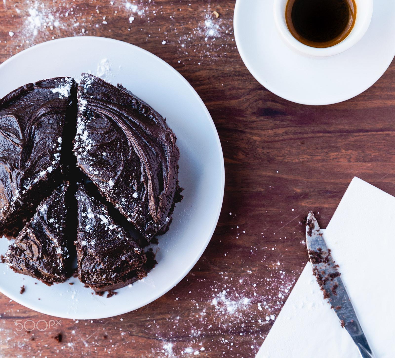 Chocolate Peace Cake