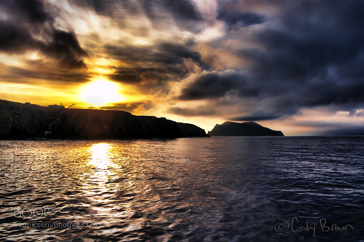 Photograph Sunset Anacapa by Cody Brown on 500px