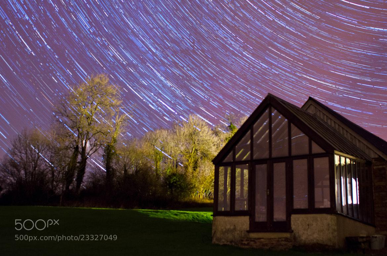 Photograph Star Trails by James Waddington on 500px