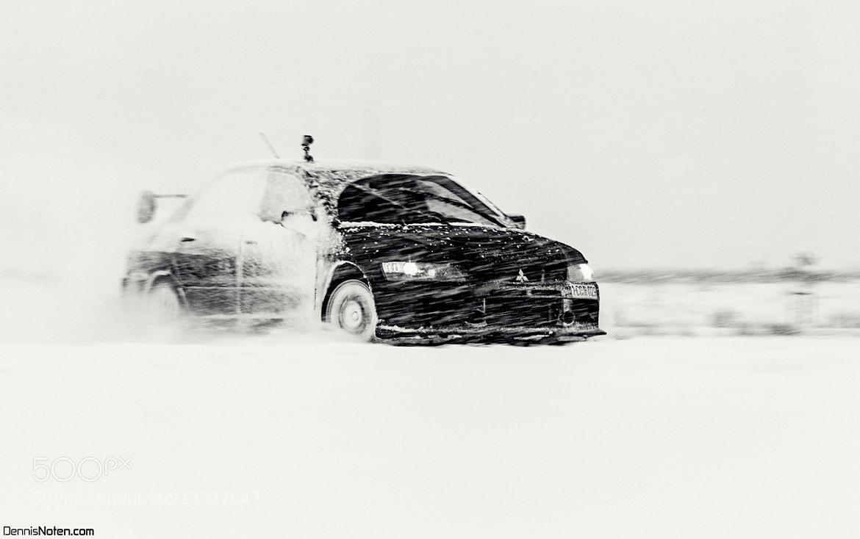 Photograph EVO Snowversteer by Dennis  Noten on 500px
