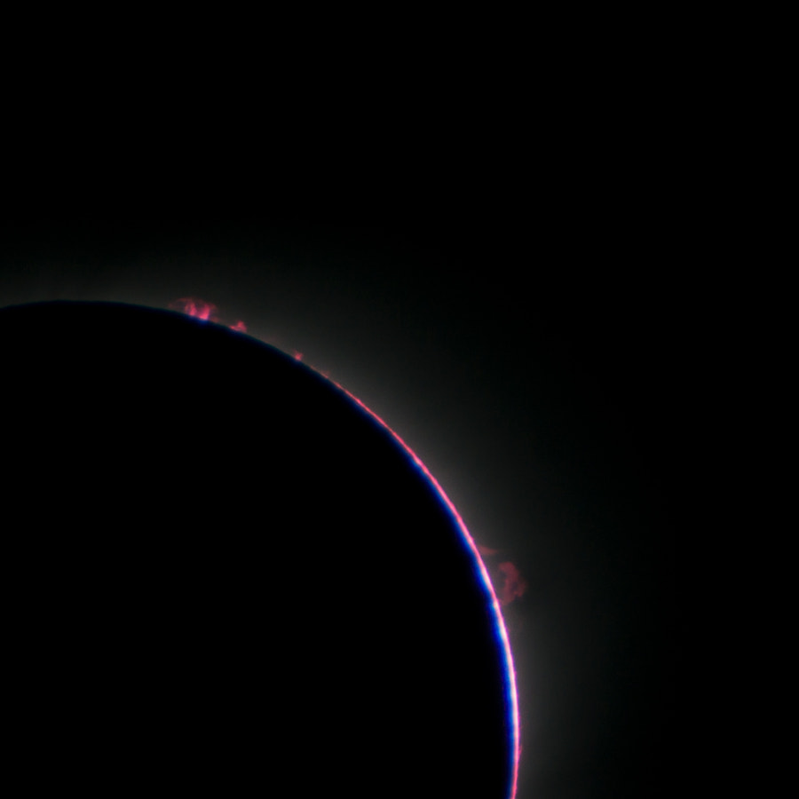 Solar Prominences (detail) by Matthew Cieplak on 500px.com