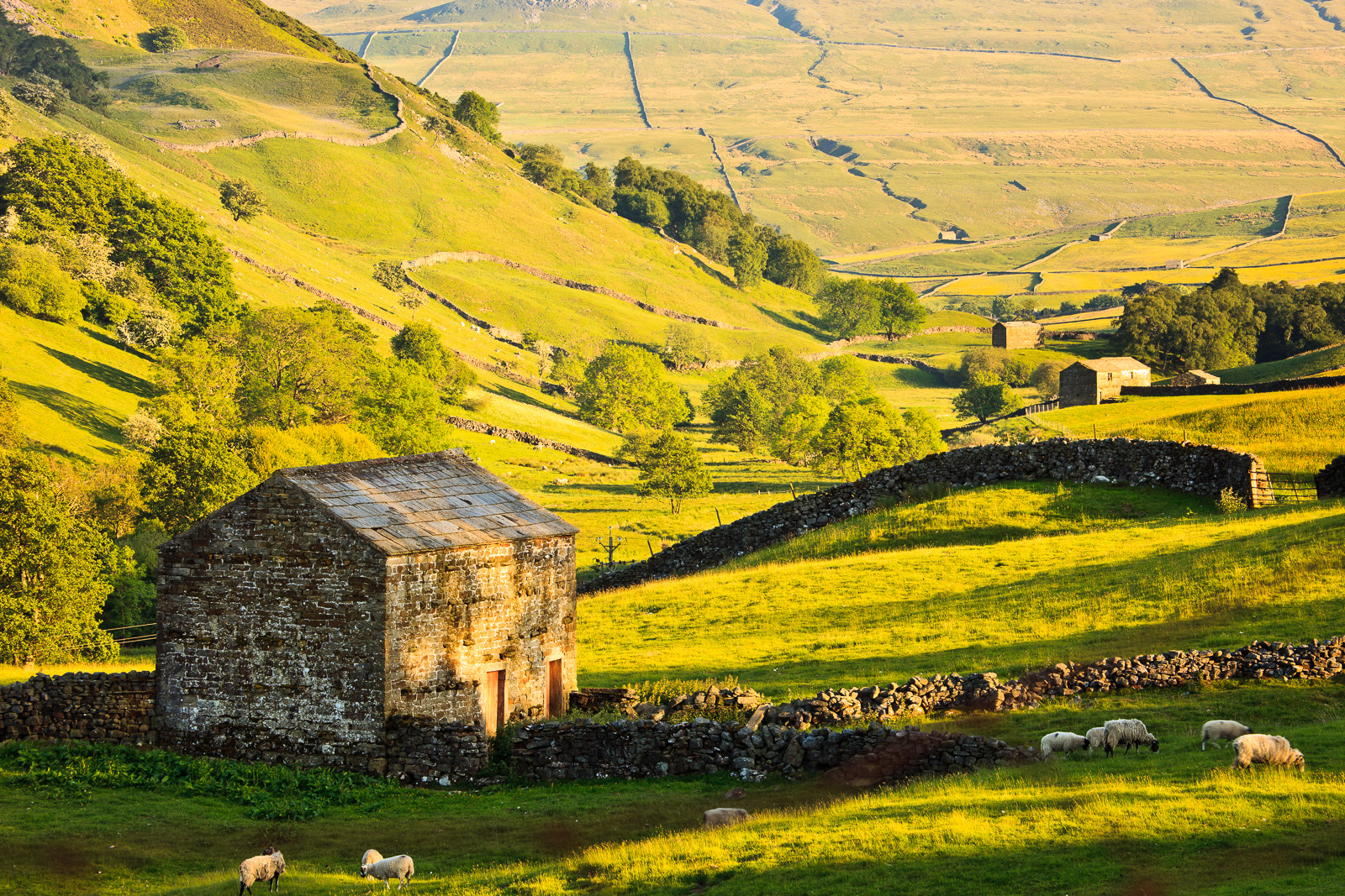Photograph Swaledale Barn by Rick Bowden on 500px