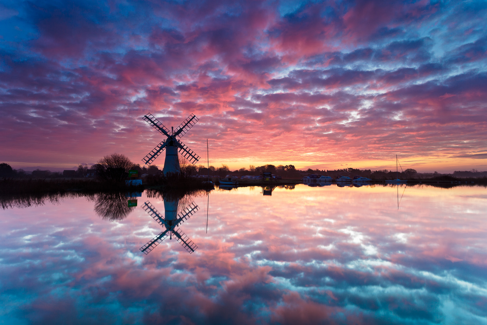 Photograph Thurne Sunrise by Rick Bowden on 500px