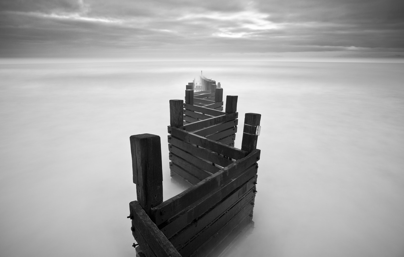Photograph Zig Zag by Rick Bowden on 500px