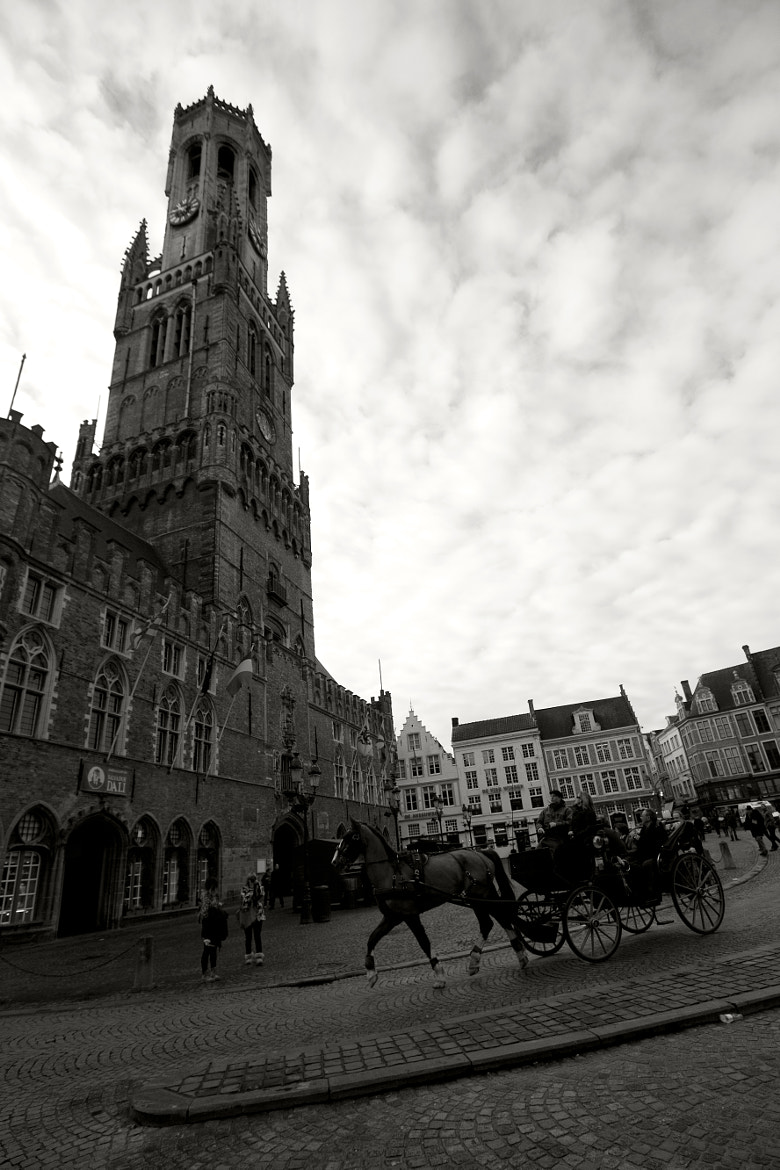Photograph beffroi de Bruges by Pierre-Eric Guisard on 500px