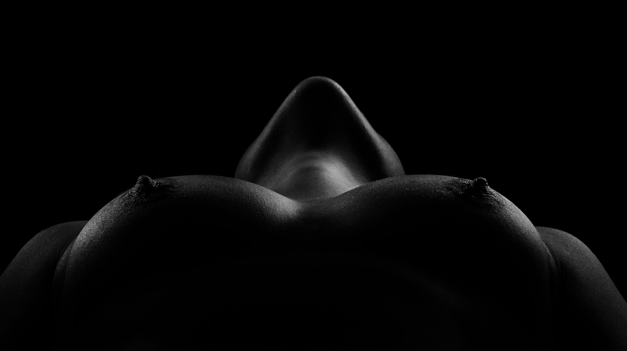 Photograph cleavage by Axel Lauer on 500px