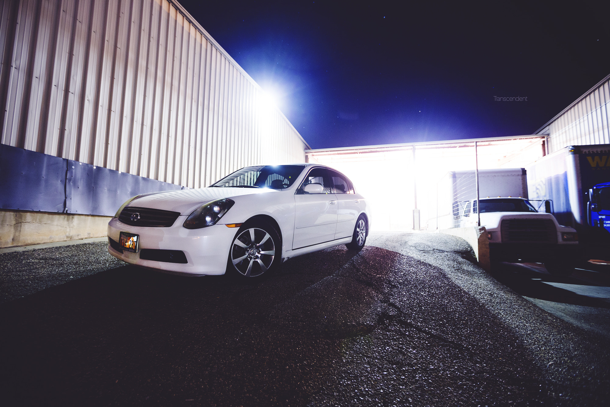 Photograph Infiniti G35 by Transcendent Productions on 500px