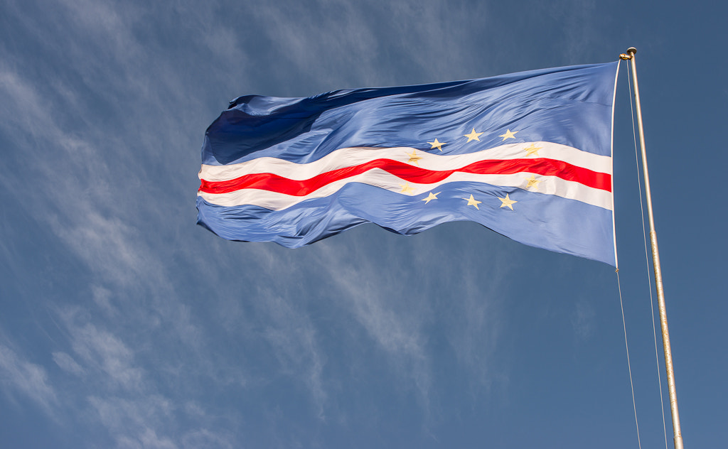 Photograph Cape Verdes flag by Conny Eriksson on 500px