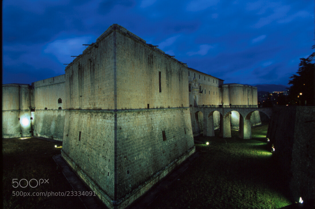 Photograph L'Aquila, Spanish fortress by Giovanni Lattanzi on 500px
