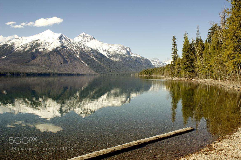 Photograph Lake McDonald by Robert McAllister on 500px