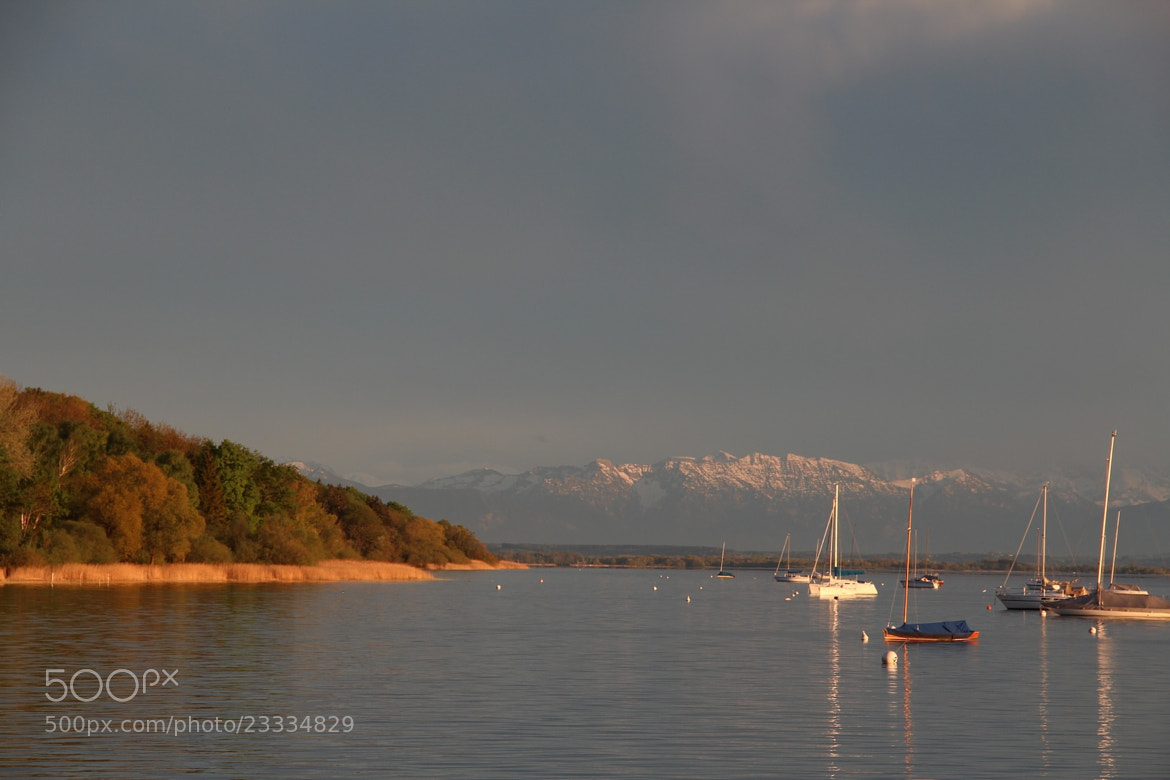 Photograph Ammersee by Mathis H on 500px
