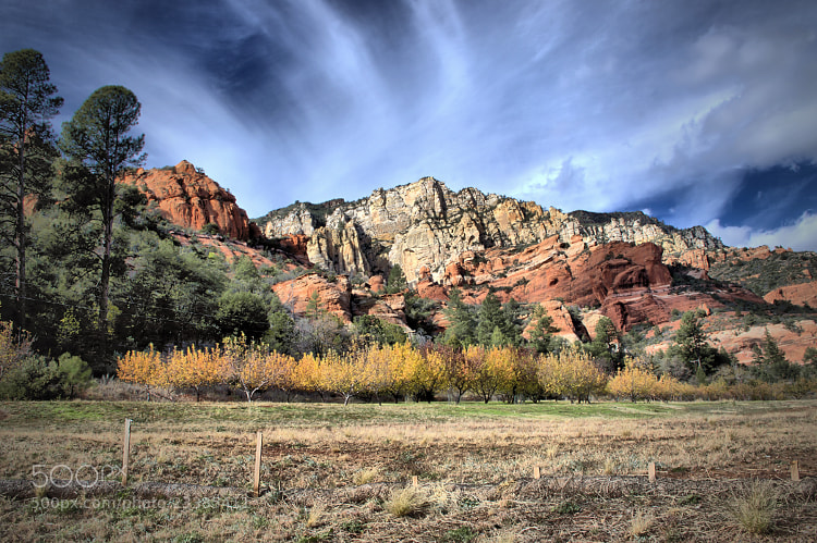 Photograph Oak Creek Canyon by Peter Milota, Jr. on 500px