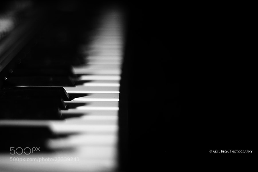 Photograph Piano by Adil Beqa on 500px