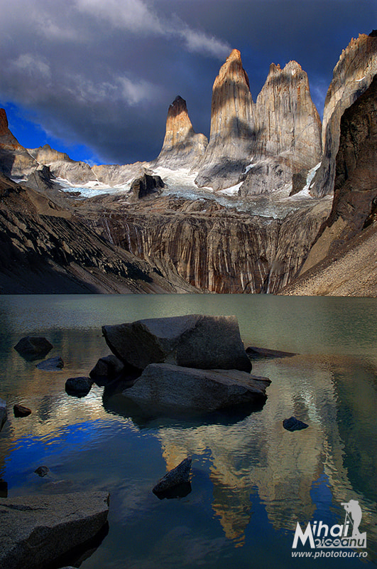 Photograph Torres del Paine by Mihai Moiceanu on 500px