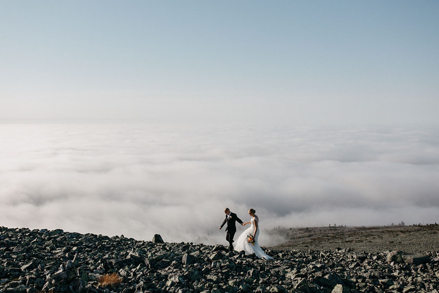 Above the clouds by Jaakko Sorvisto on 500px.com