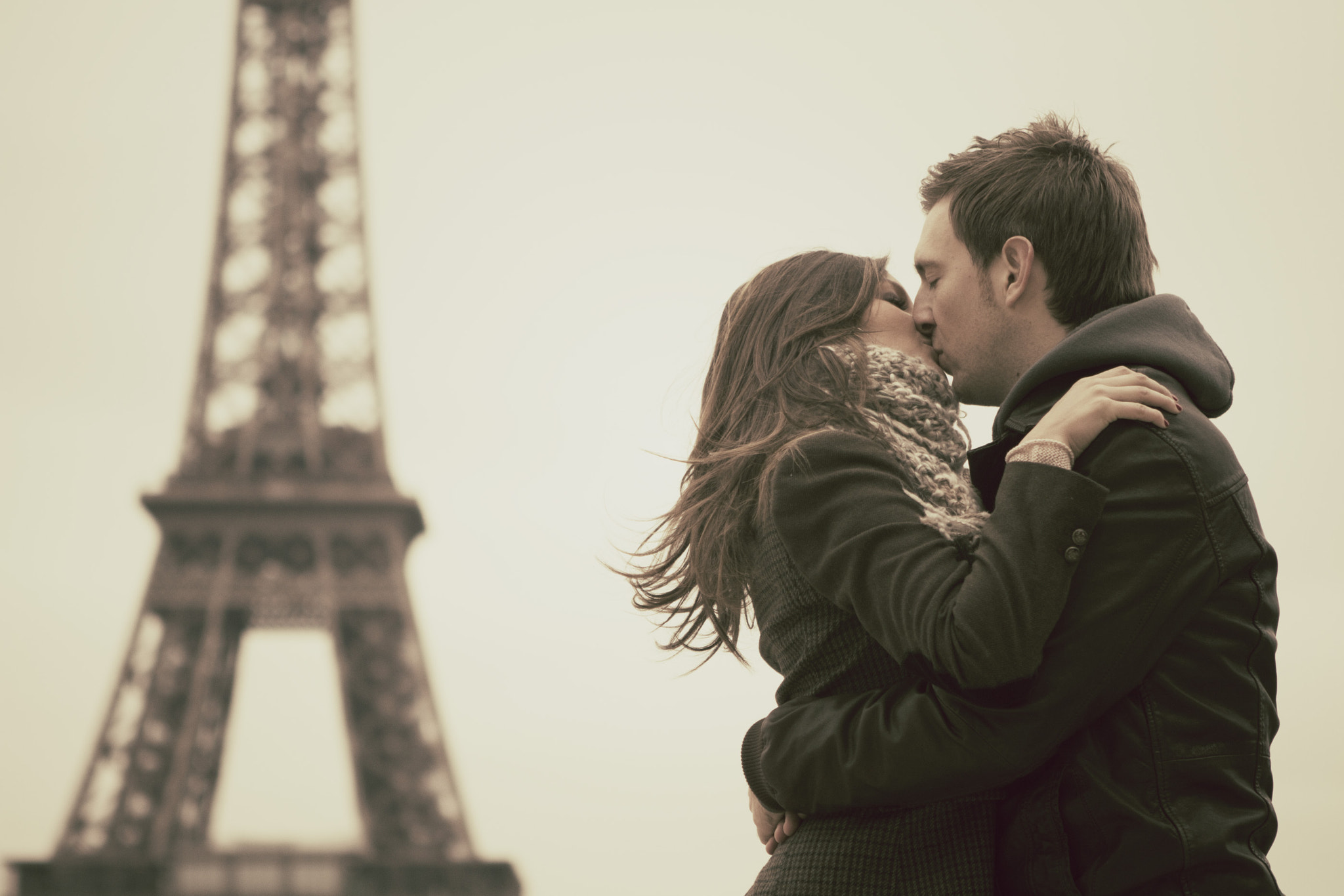 Photograph In Paris, in love by Garrett Gibbons on 500px