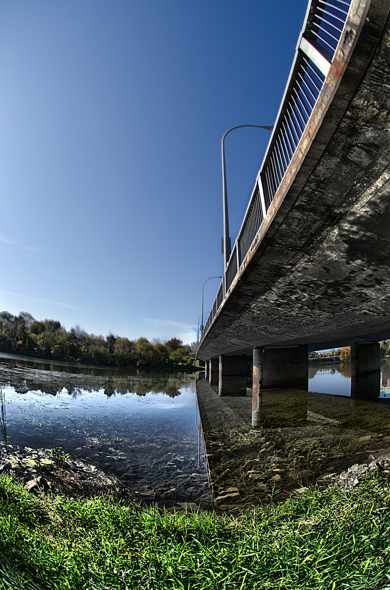 Photograph Under the Bridge by Cedric Jean-Marie on 500px