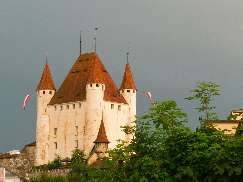 Photograph Schloss Thun by shfeil on 500px