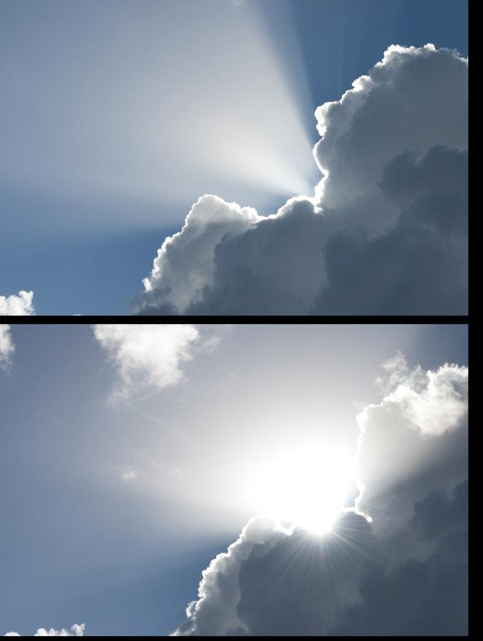 Piercing through the cloud