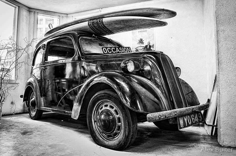 Photograph Classic Car by Alex Buiter on 500px